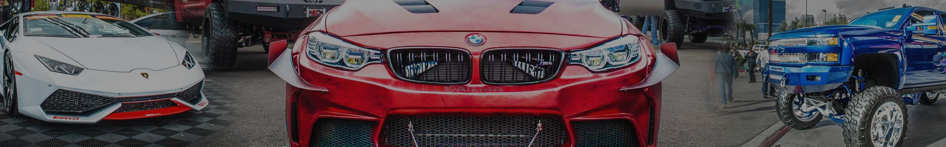 Muscle Car Tyres