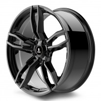 """20"""" R-Series Rapier wheel and tyre package for Sammy"""