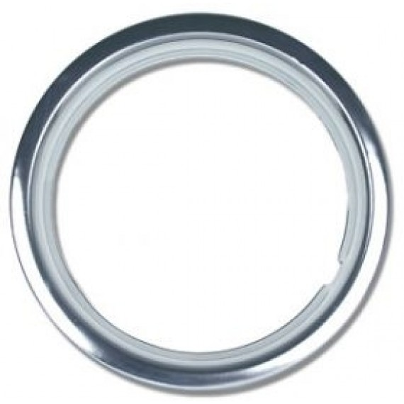 Chrome Steel Trim