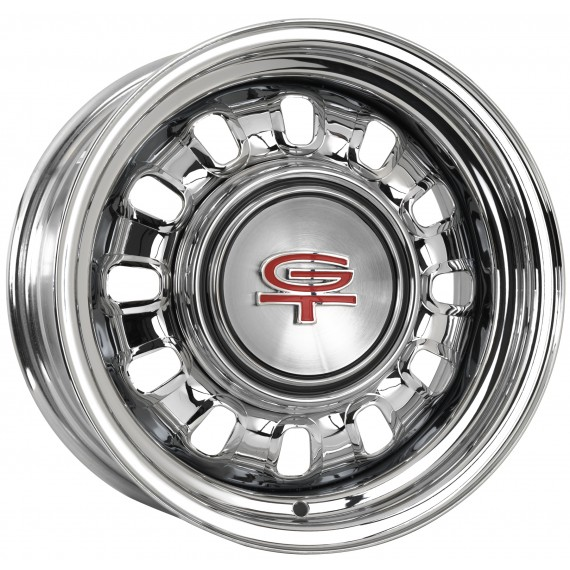 GT 12 SLOT CHROME