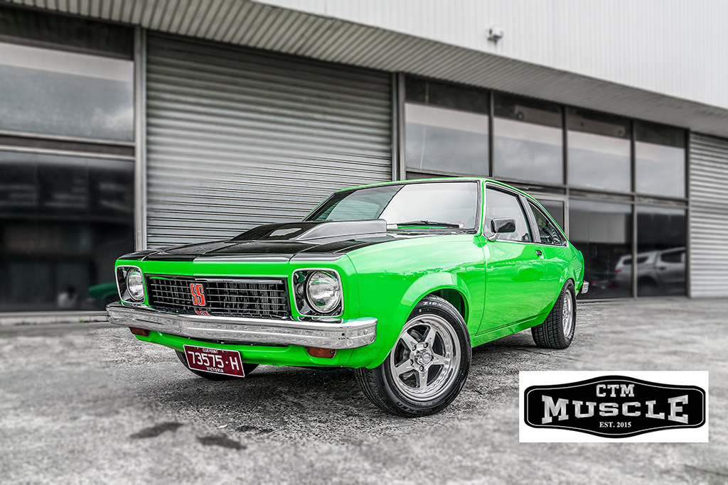 Holden Torana LX SS with CTM Muscle Dragstar