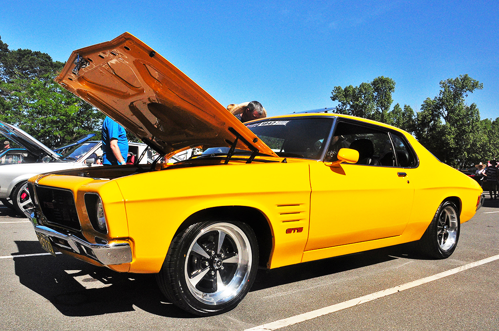 Holden GTS Monaro fitted with GTS Sprint