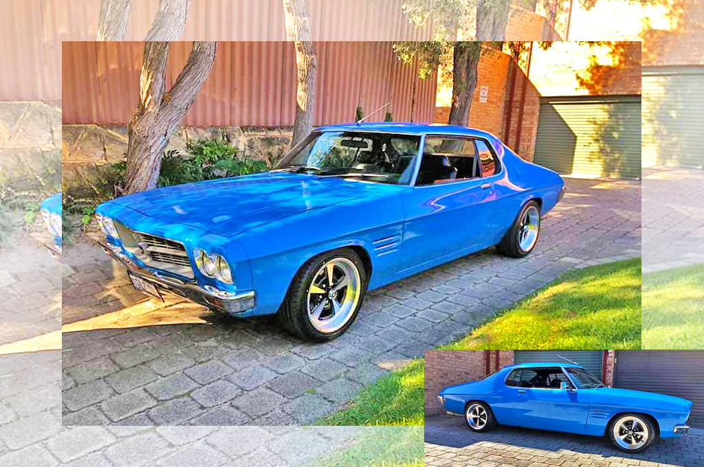 Holden Monaro fitted with CTM Muscle GTS Sprint