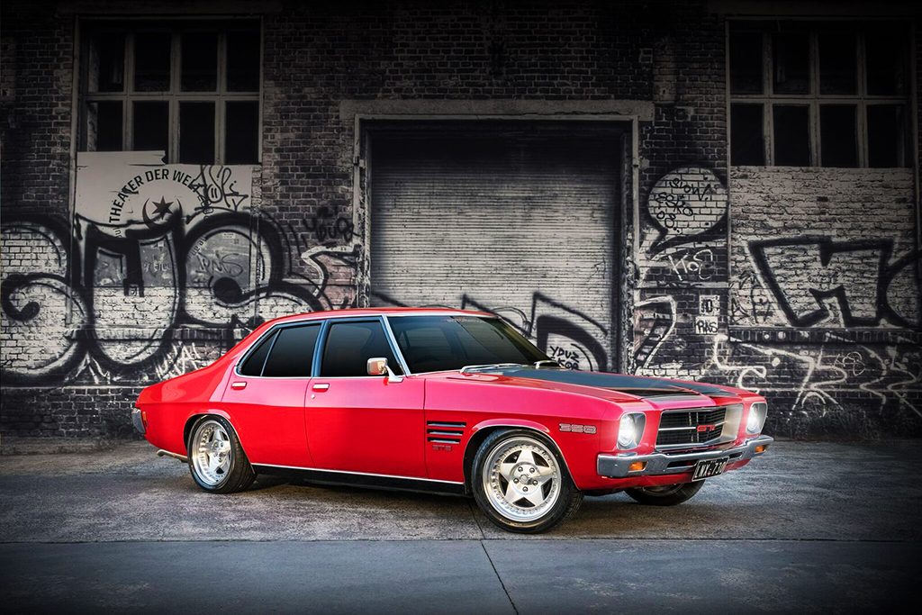 Holden HJ fitted with Custom Pro
